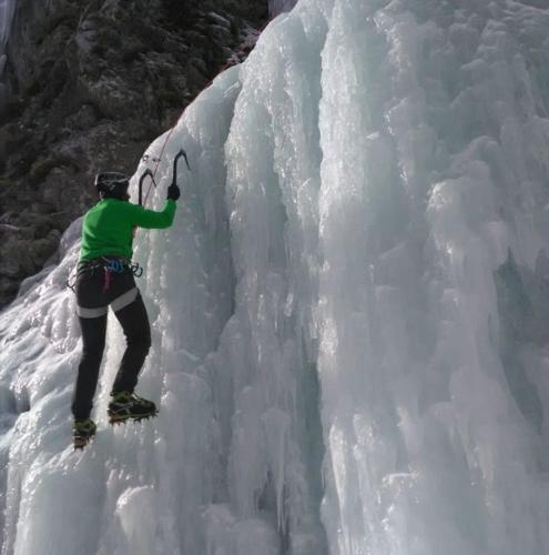Cascate ghiaccio